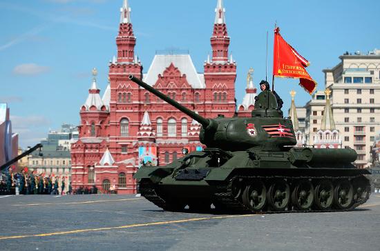 Празднование дня Победы и парад обязательно состоятся, сообщил Песков