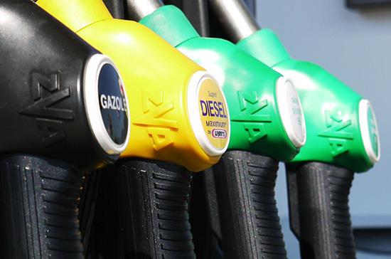Все виды газомоторного топлива включили в список товаров первой необходимости