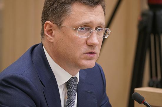 Путин сыграл ключевую роль в достижении сделки ОПЕК+, рассказал Новак
