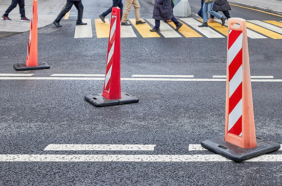 Движение по улице Димитрова в Тюмени ограничат на четыре месяца