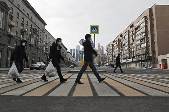Путин: пик эпидемии коронавируса ещё не пройден даже в Москве