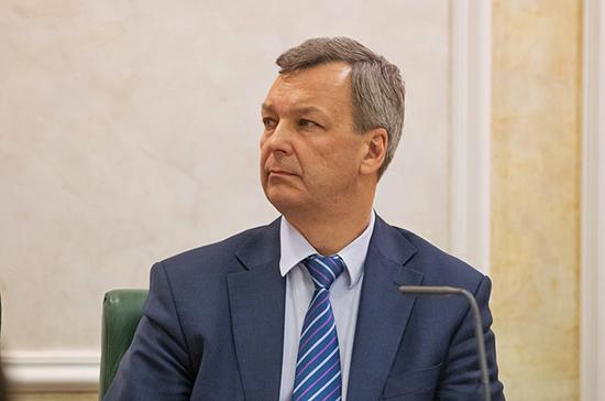 Яцкин будет временно исполнять обязанности полпреда Правительства в Госдуме