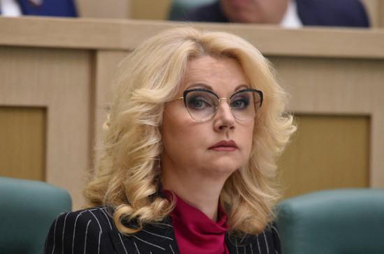 Голикова: распространение коронавируса в Москве замедлится на следующей неделе