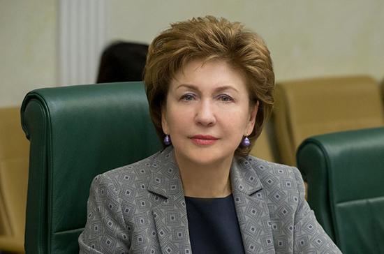 Карелова рассказала о дополнительных мерах соцподдержки в период пандемии