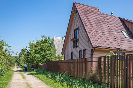 Количество льготных кредитов на строительство сельских домов станет меньше
