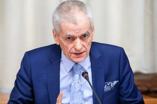 Онищенко рассказал, как не заразиться коронавирусом в общественных местах
