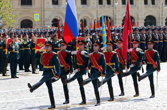 Ветеранские организации попросили президента отложить парад Победы в Москве