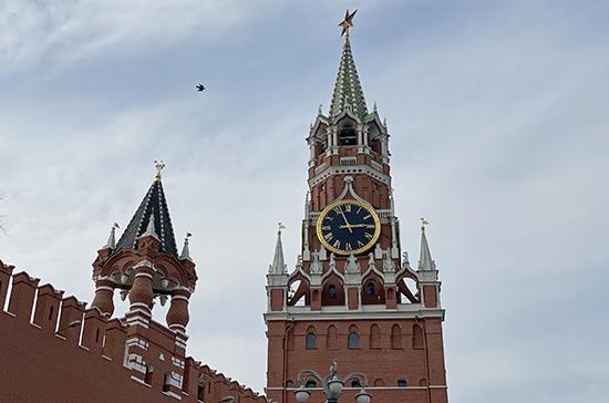Кремль рассмотрит просьбу ветеранских организаций перенести парад Победы