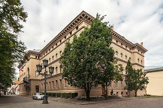 Из-за пандемии коронавируса сейм Латвии перенёс внеочередные выборы в Рижскую думу