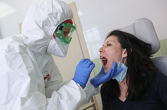 В Петербурге могут заразиться коронавирусом 40 тысяч человек