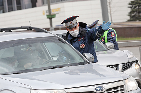 В Москву не пустили более 12 тысяч водителей из-за нарушения режима самоизоляции