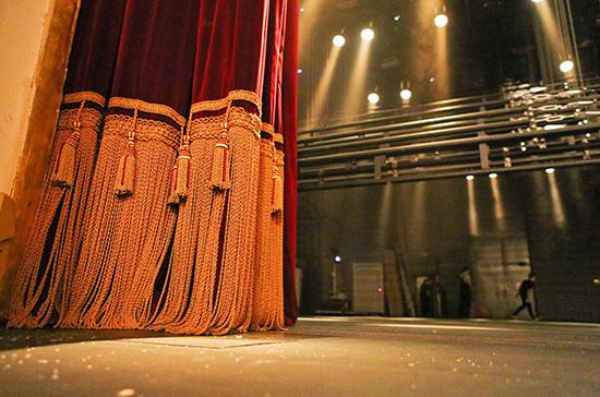 Театры Санкт-Петербурга развивают онлайн-проекты в условиях пандемии