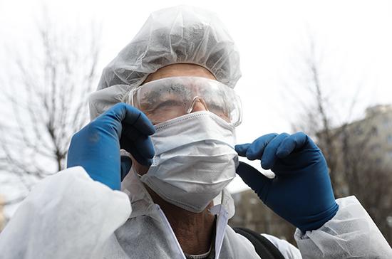 В Москве пройдет масштабная дезинфекция