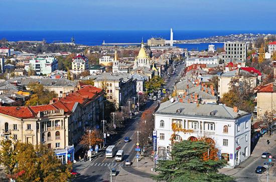 В Севастополе достраивают новый медицинский центр