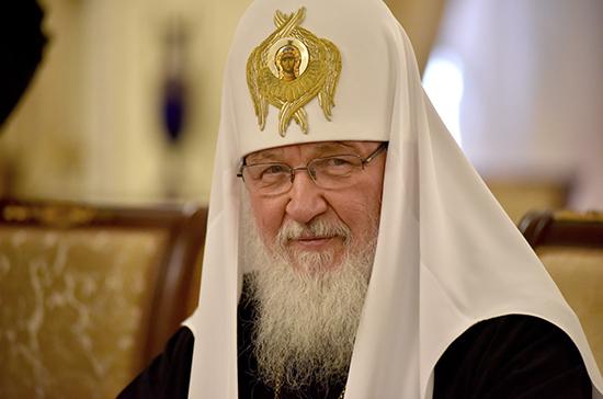 Патриарх Кирилл проведёт пасхальную службу в храме Христа Спасителя