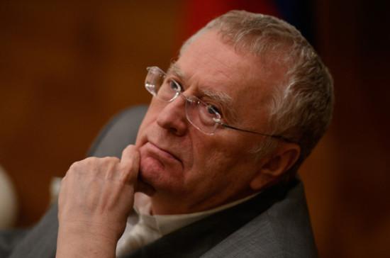 Жириновский призвал олигархов делиться