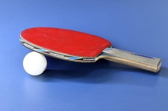 Олимпийский отборочный турнир по настольному теннису в Москве перенесли на 2021 год