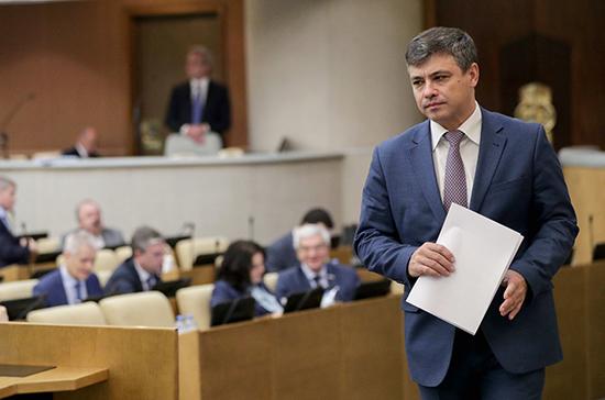 Морозов: в рабочей группе Госдумы подготовили предложения по охране здоровья граждан
