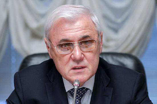 Аксаков: экономика России выдержит обвал цен на нефть