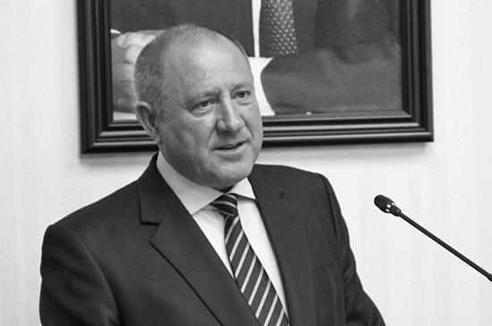 Депутата Мособлдумы Ивана Жукова посмертно наградили знаком «За доблесть и мужество»