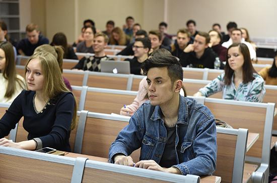 В программе трудоустройства студентов в университетах участвуют более 100 вузов
