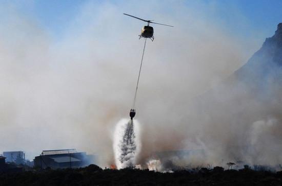 В Госдуме просят Счетную палату проверить госзакупки лесопожарной техники в регионах