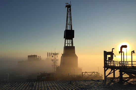 Цена нефти Brent выросла до $20,8