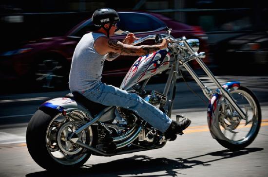 В Курской области снизили транспортный налог на мотоциклы