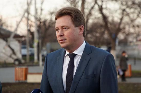 Дмитрия Овсянникова освободили от должности замглавы Минпромторга