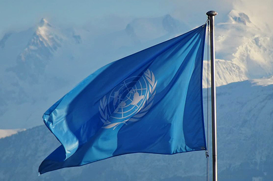 Совбез ООН рассматривает проект резолюции по мерам в связи с пандемией коронавируса