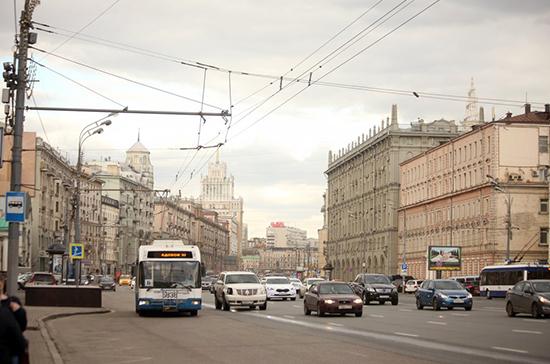В Москве усилят контроль за водителями из других регионов
