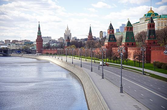 Власти Москвы допустили ужесточение ограничительных мер в городе из-за коронавируса