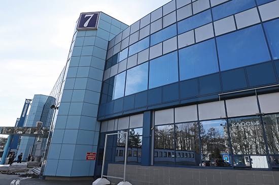 В Петербурге готовят к открытию госпиталь для коронавирусных больных в Ленэкспо
