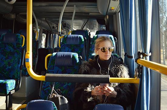 За нарушение социальной дистанции в общественном транспорте Москвы начнут штрафовать