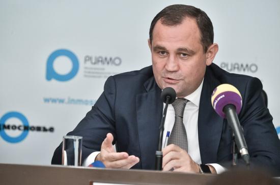 Председатель Мособлдумы объяснил посмертное награждение депутата Жукова