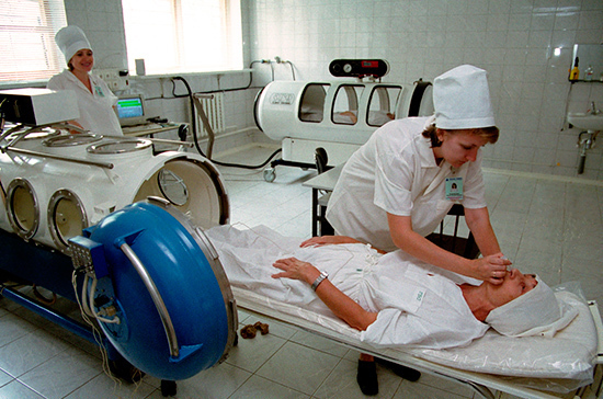 Учёный оценил метод лечения пациентов с коронавирусом гелием