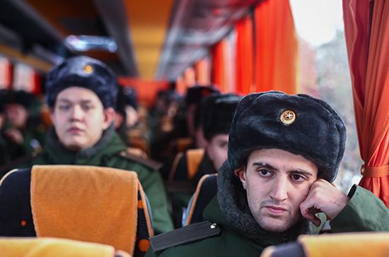 В России увеличили штрафы за неявку призывников