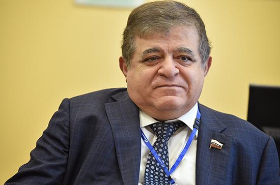 Джабаров объяснил блокировку Украиной проекта российской резолюции в ООН