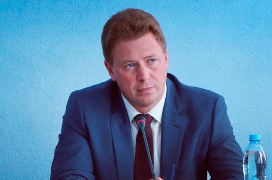 Овсянников освобождён от должности замглавы Минпромторга