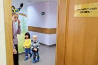 В Минздраве заявили о необходимости продолжения первичной вакцинации детей