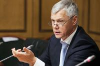 Гартунг: снижение ставки ЦБ сделано в интересах российской экономики
