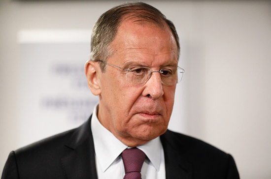 Лавров заявил о резком повышении роли национальных государств в условиях пандемии