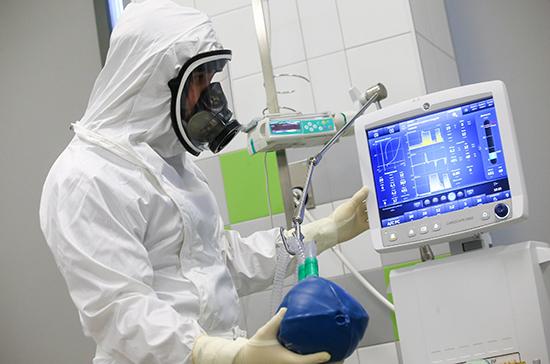 Минздраву поручили сократить сроки сертифицирования аппаратов ИВЛ