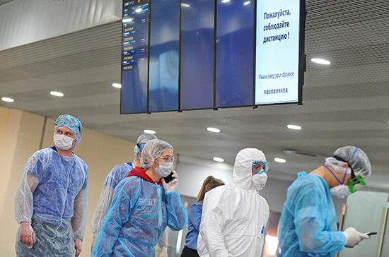 Помогающим пациентам с COVID-19 студентов-медиков обеспечат выплатами