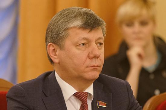 Депутат Госдумы Дмитрий Новиков заразился коронавирусом
