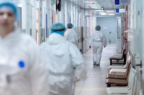 В Петербурге 50 сотрудников больницы заразились коронавирусом