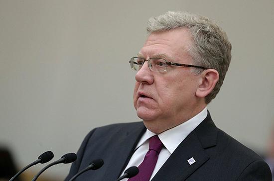 Кудрин прогнозирует восстановление российской экономики после спада на 7-8%