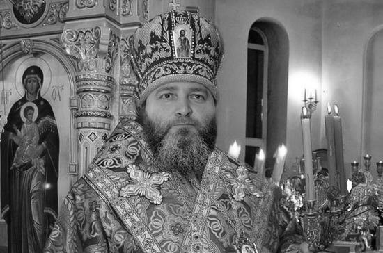 Епископ РПЦ Вениамин скончался от коронавируса