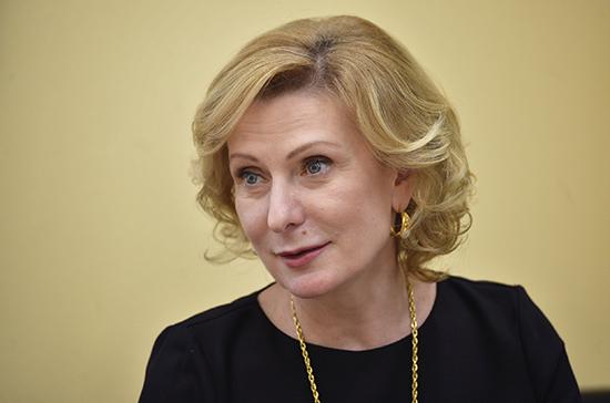Святенко предложила в каждом субъекте создать горячие линии психологической помощи