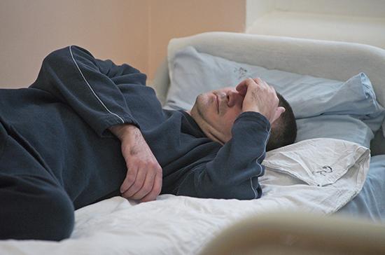 Число госпитализированных с пневмонией москвичей за неделю выросло на 70%